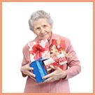 Подарок маме на 75 лет