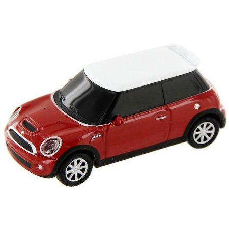 """Флешка машинка """"Mini Cooper S"""" 4 Гб"""