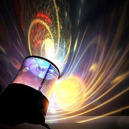 Ночник - проектор звездного неба Планеты