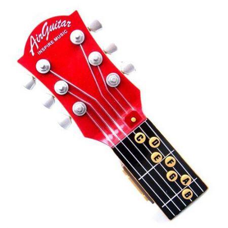 Виртуальная - воздушная гитара Air guitar