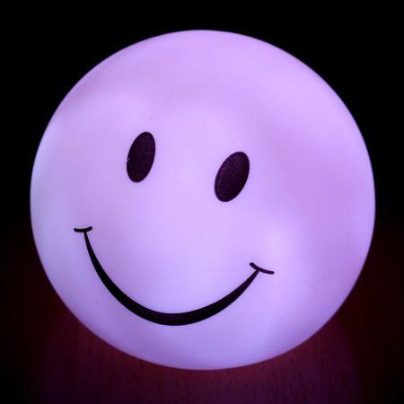 Led светильник - ночник Смайлик мини