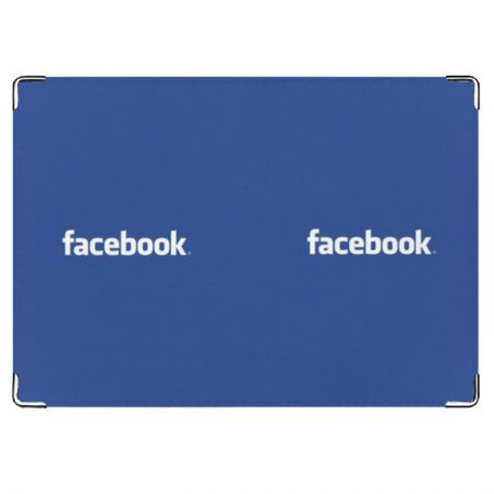 """Обложка для паспорта """"Facebook"""""""