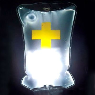 Светильник - ночник Капельница