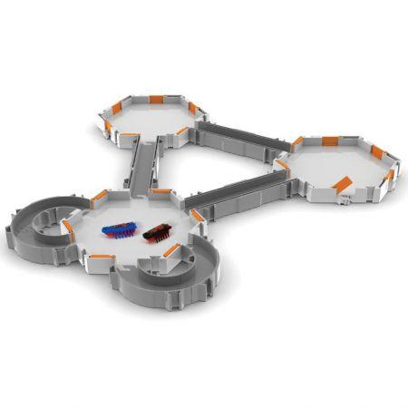 Нанодром HexBug Nano Habitat Set - наножуки с трассой