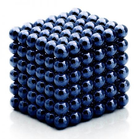 Головоломка NeoCube 5мм 216 сфер синий