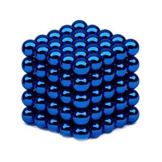 Головоломка NeoCube 5мм 125 сфер синий