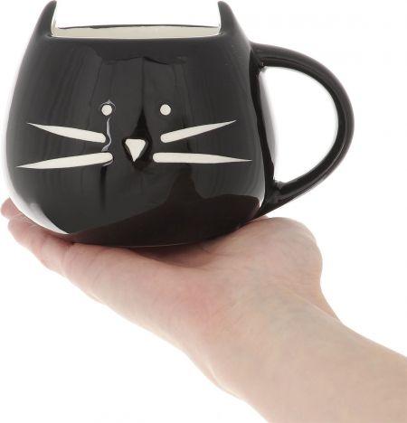 """Кружка """"Черный кот"""""""