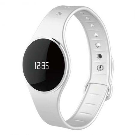 Умные наручные часы MyKronoz ZeCircle White (белые) для iPhone Samsung