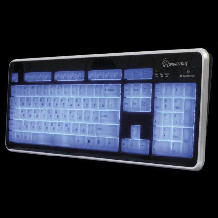 Клавиатура с подсветкой клавиш для компьютера 301U-KW