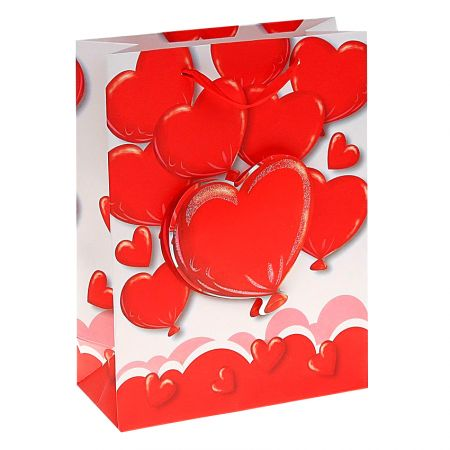 Пакет L Воздушные сердца