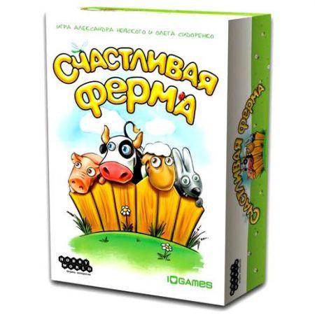 """Настольная игра """"Счастливая ферма"""" (2-е издание)"""
