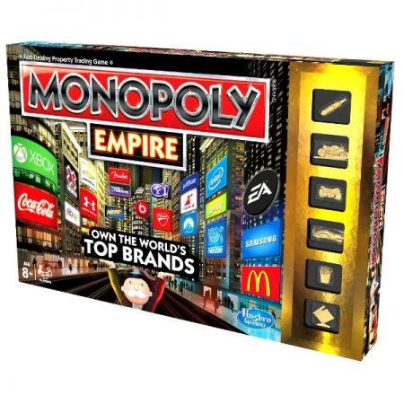 """Монополия """"Империя"""" настольная игра"""