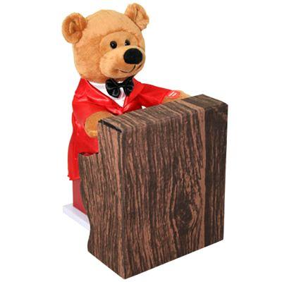 Медвежонок Пианист