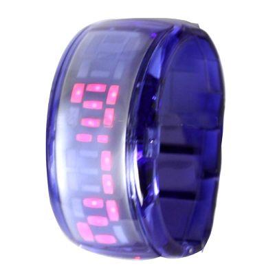 LED watch - Часы «Candy» - стильный браслет