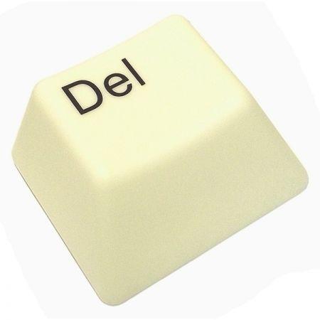 Светильник Кнопка от клавиатуры USB DEL
