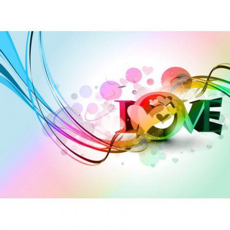 Обложка для автодокументов N 6 Love